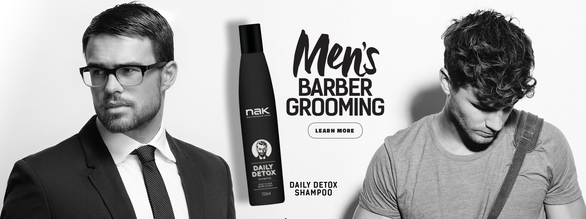 Nak Men's Grooming